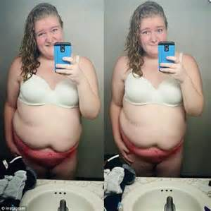 Fat is not a bad word': Teen accuses Instagram of size discrimination