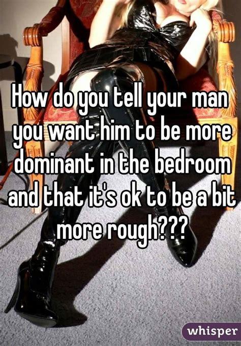 man       dominant