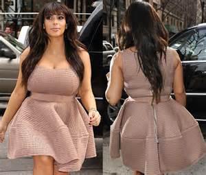 kim kardashian pregnant fat lanvin zoe saldana sexy 01 Kim Kardashian