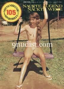 Nudist Magazines Sonnenfreunde Sonderheft Jung Und Frei