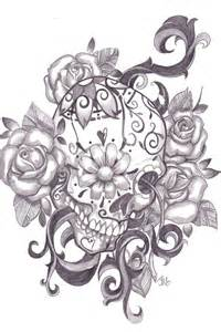 Skull Thigh Tattoos  Crazy Body Tattoos