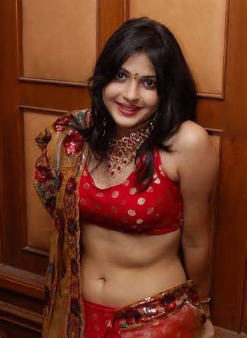 Desi Girl  Sexy Navel