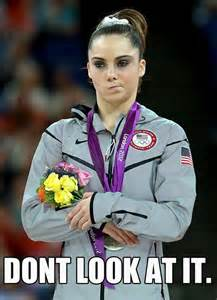The internet falls for McKayla: Memes of top gymnast whose dramatic