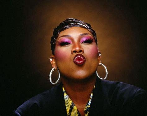 Missy Elliott Kiss