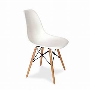 Eames Chair Weiß : eames dsw stuhl in wei modecor hochwertige ~ A.2002-acura-tl-radio.info Haus und Dekorationen