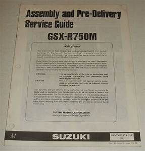 1991 Suzuki Gsxr750 Gsxr 750 Pre