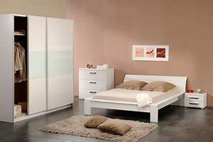 awesome modele de chambre a coucher blanche gallery With photo de chambre d adulte