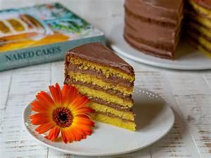 Schoko Orangen Torte : naked cake schoko orangen torte danielas foodblog ~ A.2002-acura-tl-radio.info Haus und Dekorationen