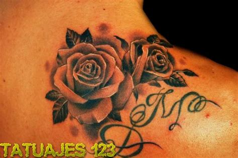 Significado de tatuajes de rosas Tatuajes 123