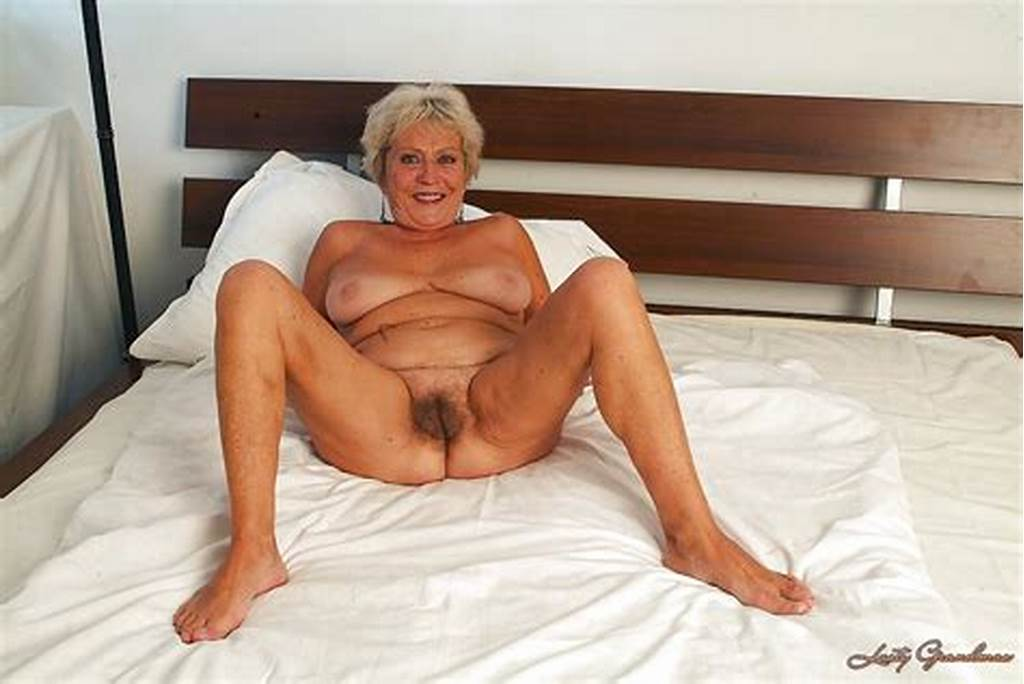 #Lecherous #Granny #With #Unshaven #Cooter #Getting #Naked #And