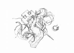 Nastia Shynkarenko  U2014 Illustrations  U2014 Designslam Me