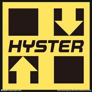 Hyster B60xt  C60xt  B80xt  C80xt Walkie  Rider Forklift