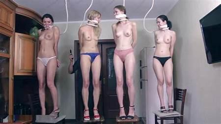 Handcuff Teen Girl Nude