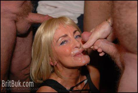 Older Manamateur Matures British