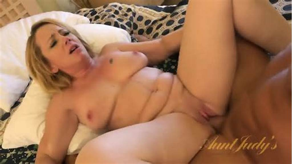 #Blonde #Mom #Ready #For #Sex