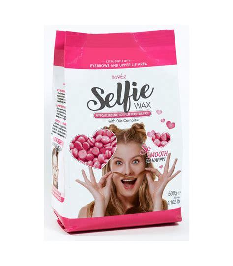 ItalWax Selfie Wax plēves vasks - 4HAIR.LV