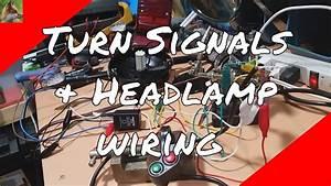 Tomos A3 - Turn Signals  U0026 Headlamp