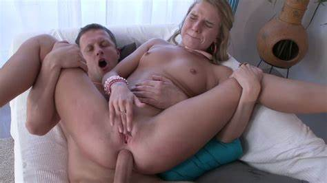 Virgin Oral On A Strong Penis