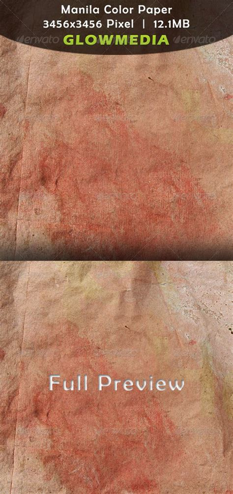 Faded Manila Color Paper Textural Background 34563456