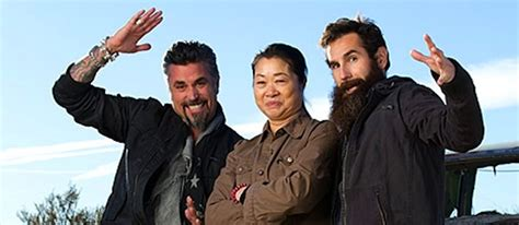 10 Questions For Sue Of Fast N Loud The Hog Ring
