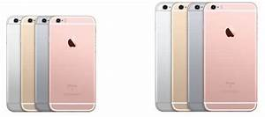 Fiche Technique Iphone Se : iphone 6s et 6s plus date de sortie prix et fiche technique ~ Medecine-chirurgie-esthetiques.com Avis de Voitures