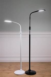 led floor lampslinealight linealight mr led floor lamps With lavish home deluxe led floor lamp with dimmer switch