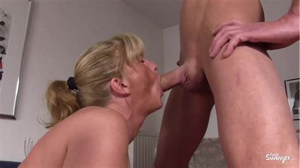 #German #Threesome #With #Two #Older #Women