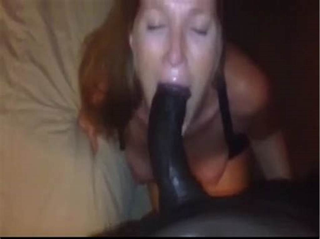 #Cheating #Redhead #Wife #Sucking #Her #First #Bbc #At