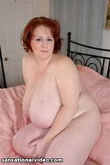 Bbw redhead big tits nude wife