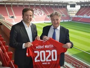 Möbel Martin Hechtsheim : m bel martin bleibt mainz 05 treu ~ Watch28wear.com Haus und Dekorationen
