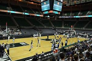 Breslin Center Seating Chart Section 113 At Breslin Center Rateyourseats Com