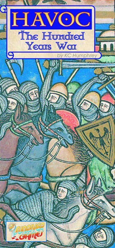 Primeras impresiones, kickstarter y juego pnp/tts gratis. Havoc: The Hundred Years War ~ Juego de mesa • Ludonauta.es