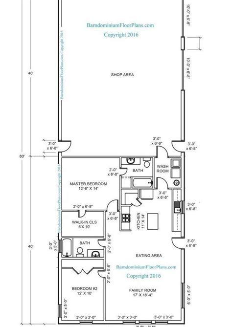 This article focuses on the best barndominium floor plans or designs. Pin by Tripper on Shop Buildings   Barndominium plans ...