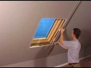 Dachfenster Innenfutter Selber Bauen : einbau innenfutter velux youtube ~ A.2002-acura-tl-radio.info Haus und Dekorationen