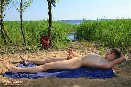 Teenage Nude Boys Outdoor