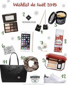 Cadeau Femme 18 Ans : cadeau noel wishlist id es cadeaux ~ Teatrodelosmanantiales.com Idées de Décoration