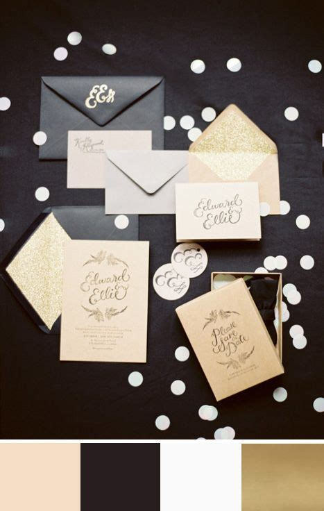 5Color Palettes for your Wedding Day Cordero