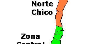 SEXTO BÁSICO PRIMER SEMESTRE: Zona Sur: Zona Natural De Chile