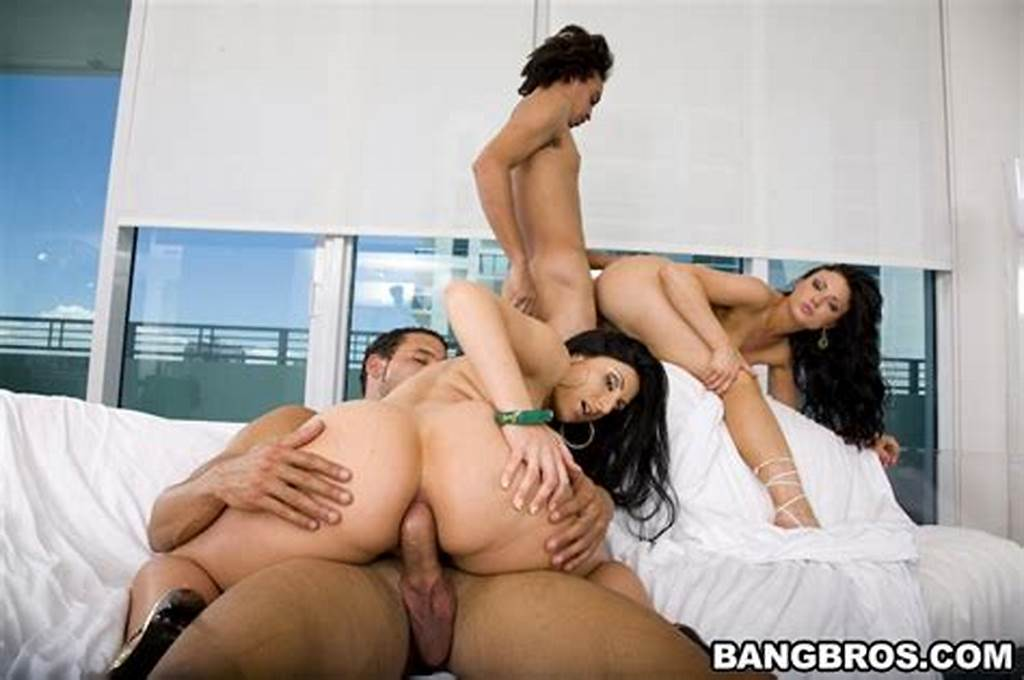 #Big #Butt #Brunettes #Having #Extreme #Hardcore #Anal #Group #Sex