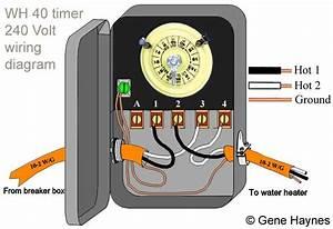 Intermatic 240v Timer Wiring Diagram