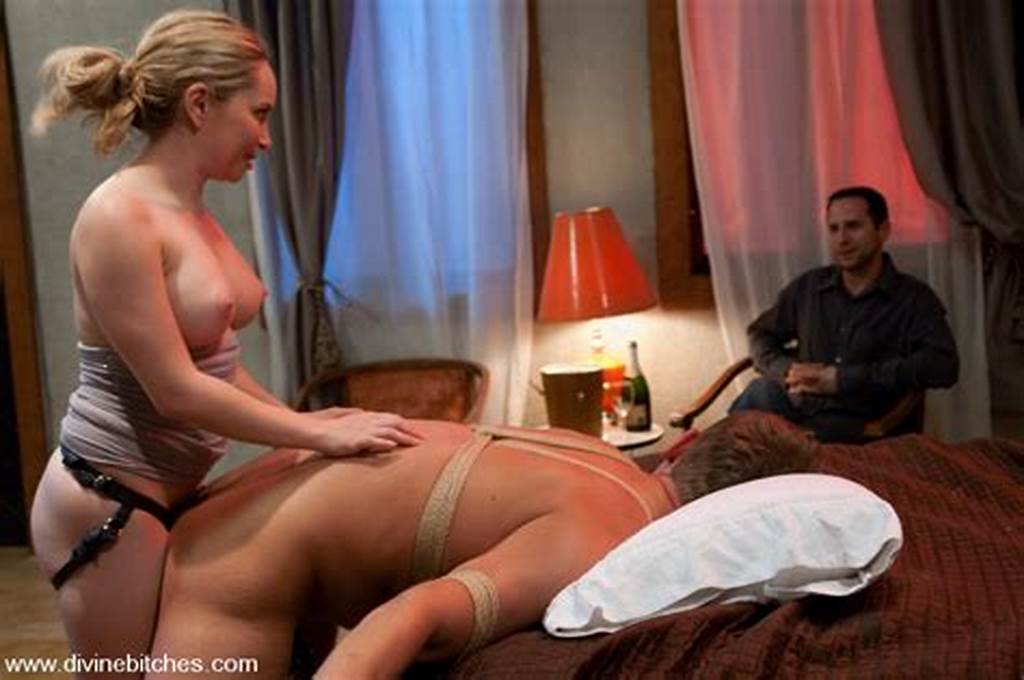 #Wife #Tied #And #Fucked #In #Front #Of #Husband
