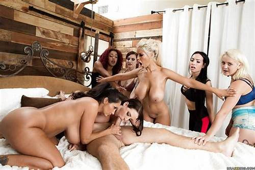 Gangbang Sharing Pigtails Penis #Naughty #Latina #Mothers #Share #Huge #Cock #During #Reverse