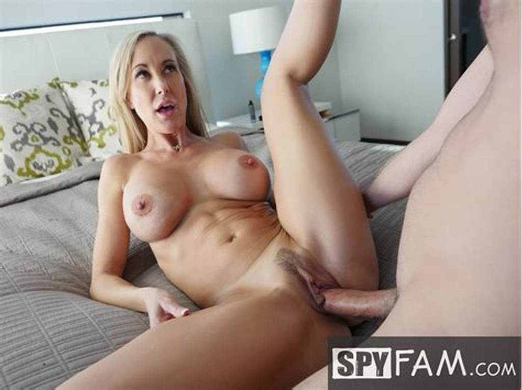 #Brandi #Love #In #Stepmom #Plays #With #Gamer #Stepsons #Joystick