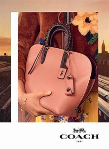 coach debuts fall 2017 ad caign featuring the brand new