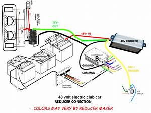 Need Elect Drawing For Headlamps And Voltage Reducer