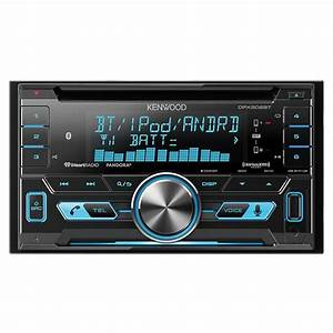 Kenwood Dpx301 Cd Player With Mp3  Wma Playback At Onlinecarstereo Com