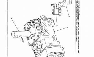Cat 3208 Injection Pump Diagram