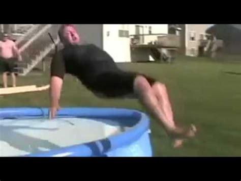 foto de Water slide ramp FAIL YouTube