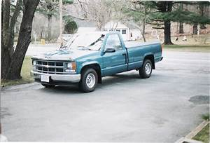 My 1996 Chevy 1500 Wt In March 1997
