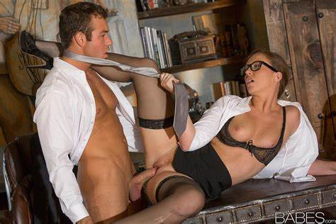 Maddy O Reilly Getting By Her Boss
